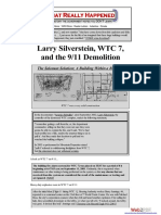 Larry Silverstein, WTC 7, and the 9-11 Demolition www-whatreallyhappened-com.pdf
