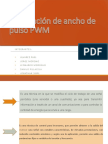Modulación Por Ancho de Pulsos PWM