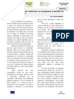 Texto Critico e Cronica