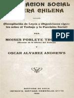 Libro Sobre Historia Leyes Sociales y Laborales