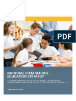 National STEM School Education Strategy