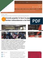 Proyecto de Creole-Español Quilicura
