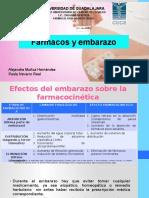 Farmacos y Embarazo