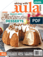 Cooking With Paula Deen - September - October 2016
