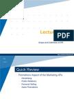 PR Lecture 1