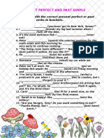 Tema 3 Present Perfect and Past Simple Key (1)