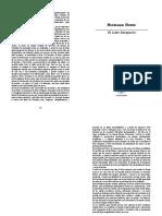 Hermann Hesse - El Lobo Esteparioe, Cuadernillo LETRA 14