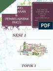 Bengkel Pembelajaran Pak 21
