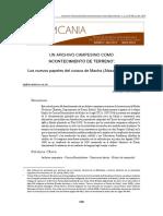 Los nuevos papeles del curaca de Macha (Alasaya), Potosí