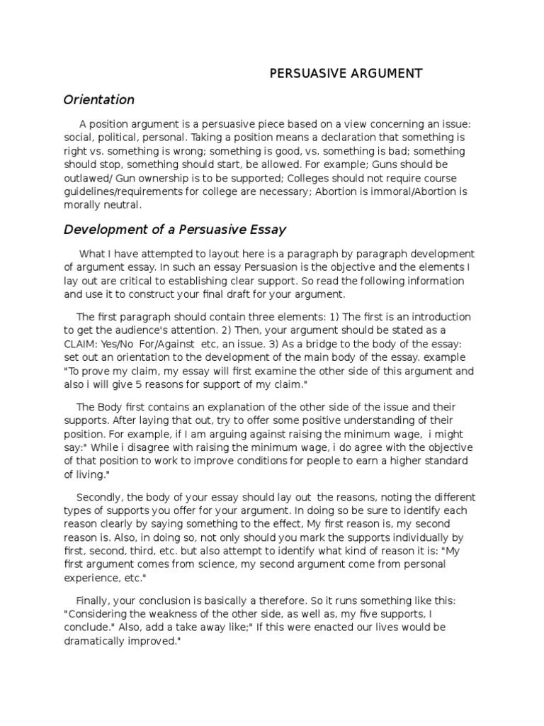 Feminist Criticism Essay  Process Analysis Essay Format also Essay On The Teacher Persuasive Argument Essay  Argument  Persuasion Tartuffe Essays