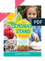 The Lemonade Stand Cookbook, by Kathy Strahs (Abridged Version)