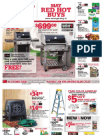 Seright's Ace Hardware May 2017 Red Hot Buys