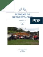 Hidraulica III Paralelo_B_Informe Reforestacion