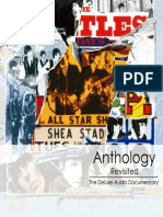 The Beatles Anthology DVD booklet