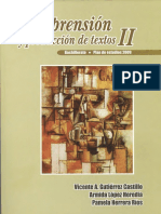 29 Comprension y Produccion de Texto II