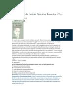 Comprensión de Lectura Ejercicios Resueltos Nº 25.docx
