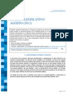 Boletin Agosto 2013 PDF 501 Kb