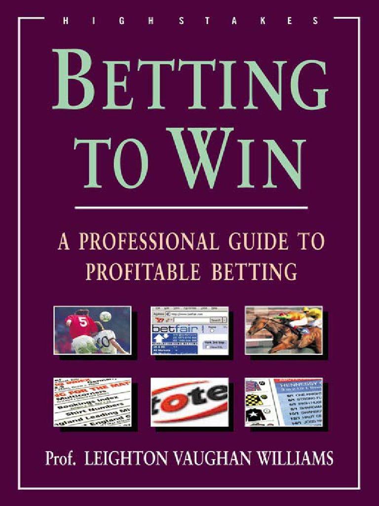 totalisator bettingadvice