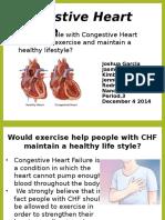 congestive heart failure powerpoint nancy