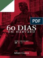 Allan Costa - 60 Dias Em Harvard - Dirio de Um AMP