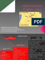CIUDADES MESOPOTAMICAS