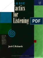 Tactics For Listening Third Edition Pdf
