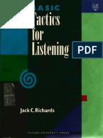 Jack C. Richards-Basic Tactics for Listening,  1st Edition-Oxford University Press (1995).pdf