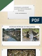 Langkah-langkah Mengatasi Pencemaran Sungai