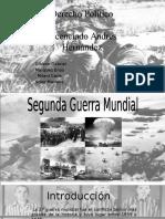 Derecho Político Segunda Guerra Mundial