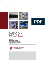 Mikromtech Company Profile