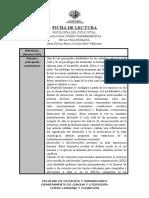 Formato Ficha de Lectura -Ghyann