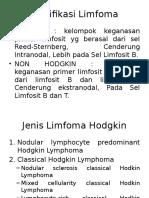 Klasifikasi Limfoma