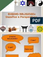 18 Ensino Religioso Na Atualidade