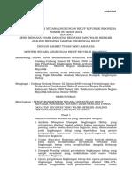 Permen Lingkungan Hidup Nomor 05-2012