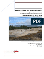 dtk logging pty ltd, gundagi quarry, appendix h - 2. vipac report 421057-01.pdf