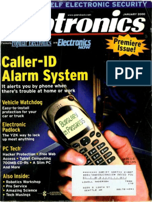System: -ID Alarm