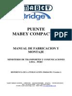 Assembly Erection Manual MABEY