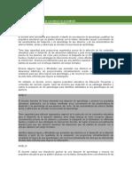 Descriptores Generales de Los Niveles de Desempeño Etapa 2 Expediente de Evidencias de Enseñanza