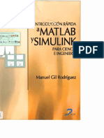 3.1 Introduccion Rapida a Matlab COMO TEXTO