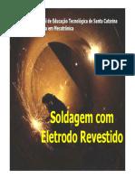IFSC  Aula 9 Soldagem Eletrodo revestido.pdf