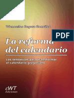 Wenceslao Segura González - La reforma del calendario.pdf