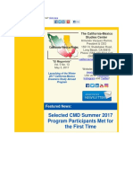 CALIFORNIA-MEXICO STUDIES CENTER, INC - Launching of the Winter 2017 California-Mexico Dreamers Study Abroad Program.pdf