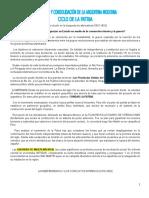 Formación y Consolidación de La Argentina Moderna Resumen (2)