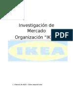 Informe  IKEA