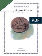 Las Argonauticas - Apolonio