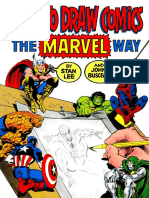 Stan Lee - How to Draw Comics the Marvel Way