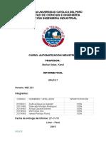 Informe Final - Grupo 7