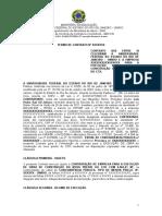 Modelo de Contrato - Obras Engenharia