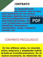 Contrato Psicologico
