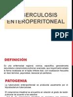 Tuberculosis Enteroperitoneal